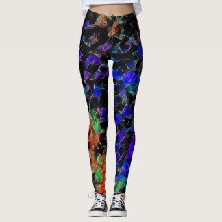 Colorful Rave Pants