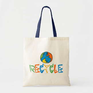 Colorful Recycling Bag