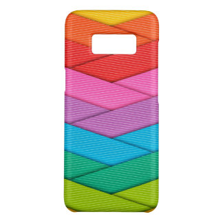 Colorful Ribbon Pattern Case-Mate Samsung Galaxy S8 Case