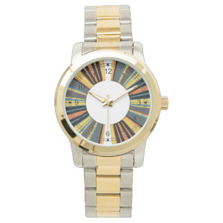 Colorful ring wristwatches