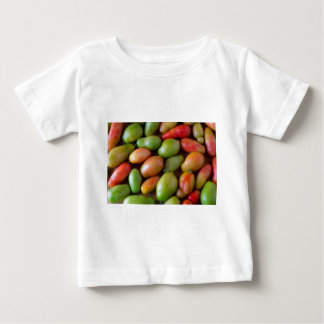 Colorful_Roma_Tomatoes Baby T-Shirt