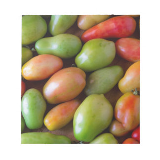 Colorful_Roma_Tomatoes Notepad