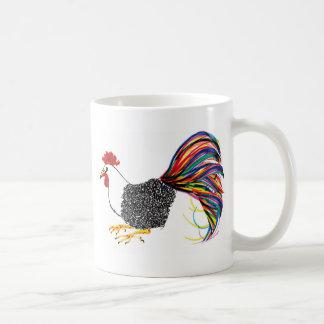 Colorful Rooster Coffee Mug