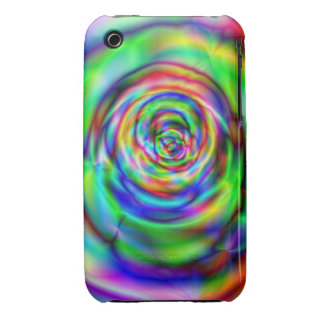Colorful rose Case-Mate iPhone 3 cases