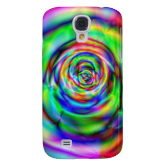 Colorful rose samsung galaxy s4 case