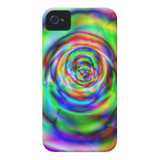 Colorful rose iPhone 4 cover