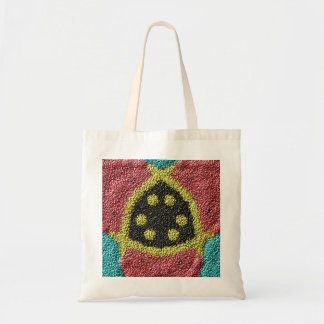 Colorful rough texture bags