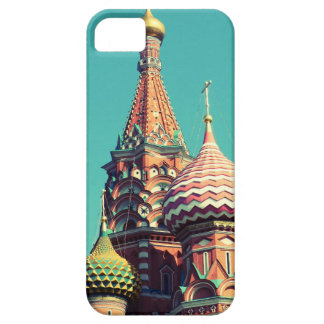 Colorful Russia iPhone 5 Case