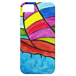 Colorful Sail Case For The iPhone 5