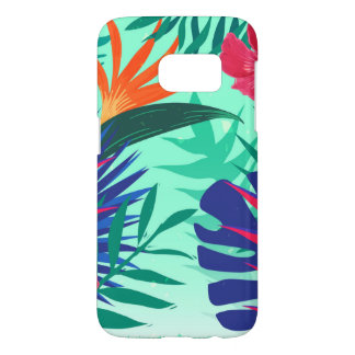 Colorful Samsung Galaxy S7, Barely Phone Case
