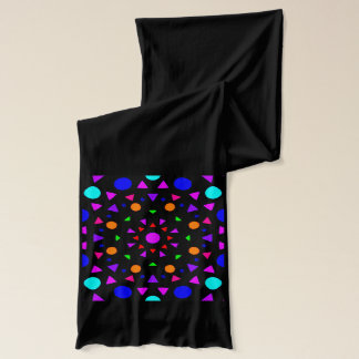Colorful scarf to keep you warm