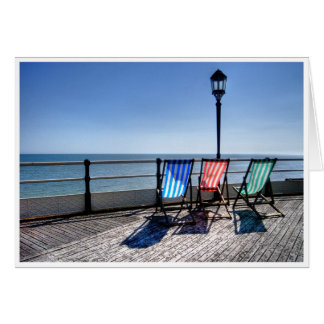 Colorful Shadows Card