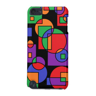 Colorful Shapes Case iPod Touch (5th Generation) Case