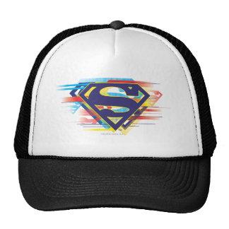 Colorful Shield Trucker Hat