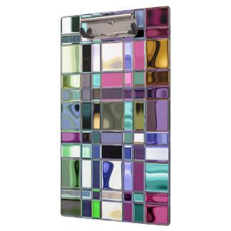 Colorful Shiney & Customizable Clipboard