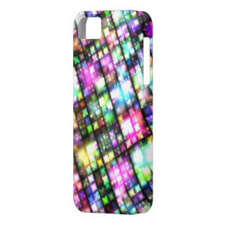 colorful shining qubes apple iphone5 case