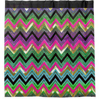 Curtains Ideas chevron stripe shower curtain : Chevron Stripes Shower Curtains   Zazzle.com.au
