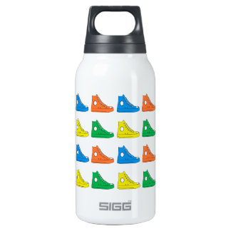 Colorful Shoes 0.3 Litre Insulated SIGG Thermos Water Bottle