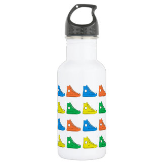 Colorful Shoes 532 Ml Water Bottle