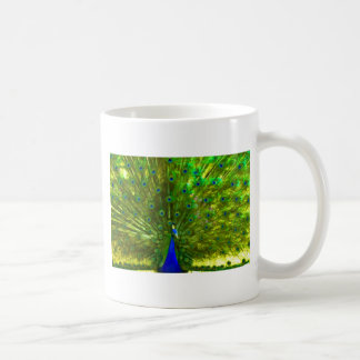 Colorful Showoff Basic White Mug