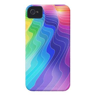 Colorful Simphony Blackberry Case-Mate Case iPhone 4 Case