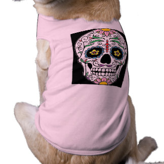 Colorful Skull Shirt