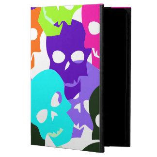 Colorful Skulls Powis iPad Air 2 Case