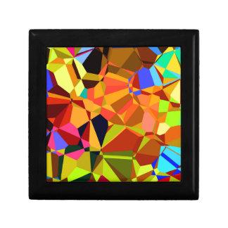 Colorful Small Square Gift Box