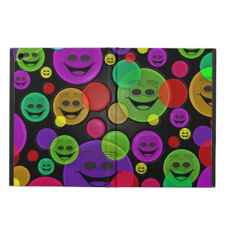 Colorful smiley faces iPad Air Case
