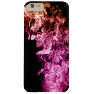 colorful smoke swirls barely there iPhone 6 plus case