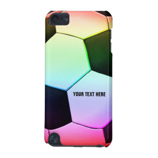 Colorful Soccer Ball | Girly Cool Gift iPod Touch 5G Cover