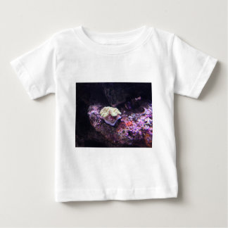 Colorful Soft Coral And Live Rocks Baby T-Shirt