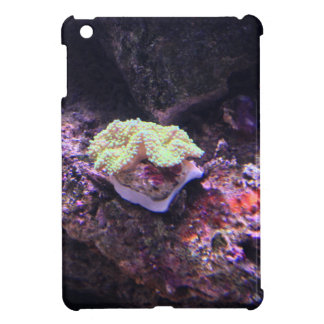 Colorful Soft Coral And Live Rocks Cover For The iPad Mini
