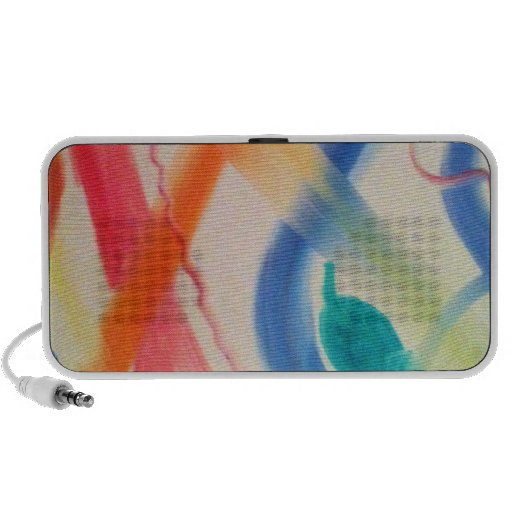 Colorful Travel Speakers