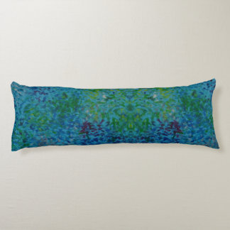 Colorful Speckled Body Pillow