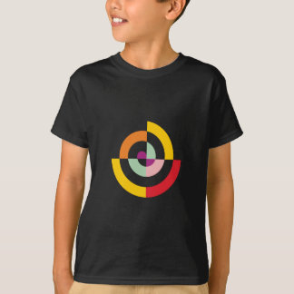 Colorful Spiral T-Shirt
