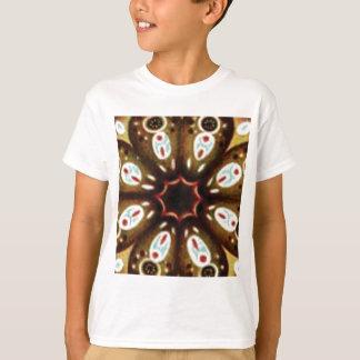 colorful spot pattern T-Shirt