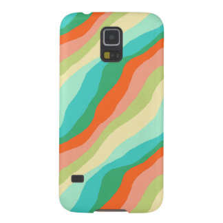 Colorful Spring Abstract Pattern Galaxy S5 Case