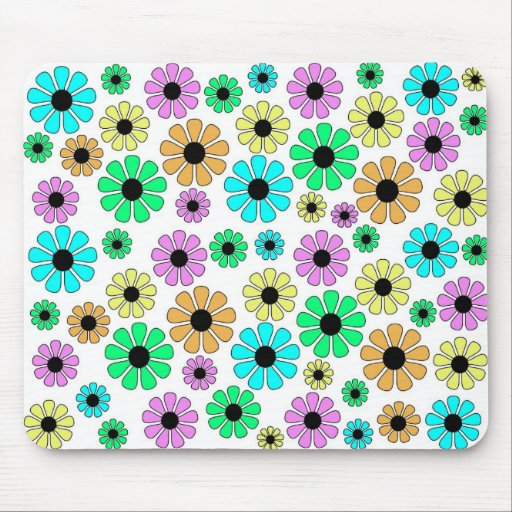 Colorful Spring Mousepad