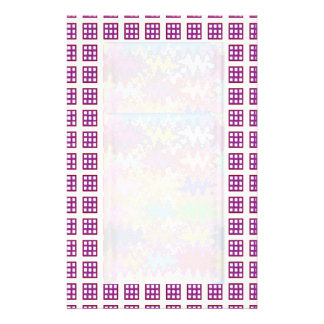 Colorful  squares graphic gift designer stationary stationery design