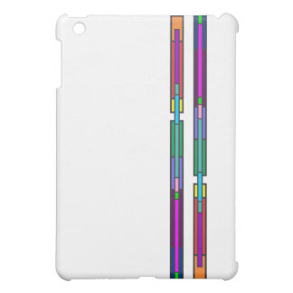 Colorful Stained Glass iPad Mini Cases