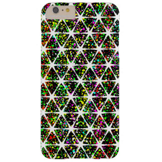 Colorful Star Pattern Barely There iPhone 6 Plus Case