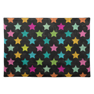 Colorful Stars III Placemat