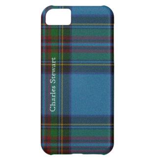 Colorful Stewart Tartan Plaid iPhone 5 Case