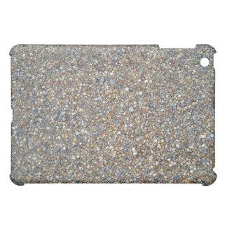 Colorful Stone Gravel Texture Case For The iPad Mini