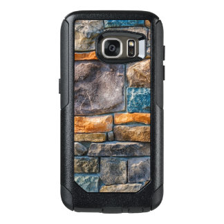 Colorful Stone Masonry Pattern OtterBox Samsung Galaxy S7 Case