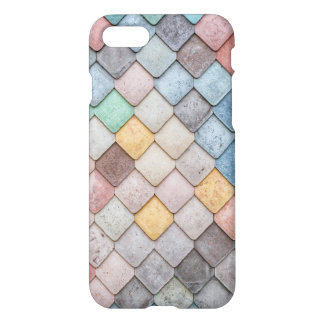 Colorful Stone Pattern iPhone 8/7 Case
