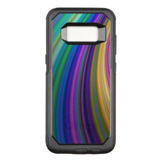 Colorful storm OtterBox commuter samsung galaxy s8 case