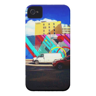 Colorful Street Art Case-Mate iPhone 4 Case