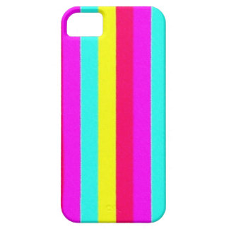 colorful stripes, flashy iPhone 5 cover